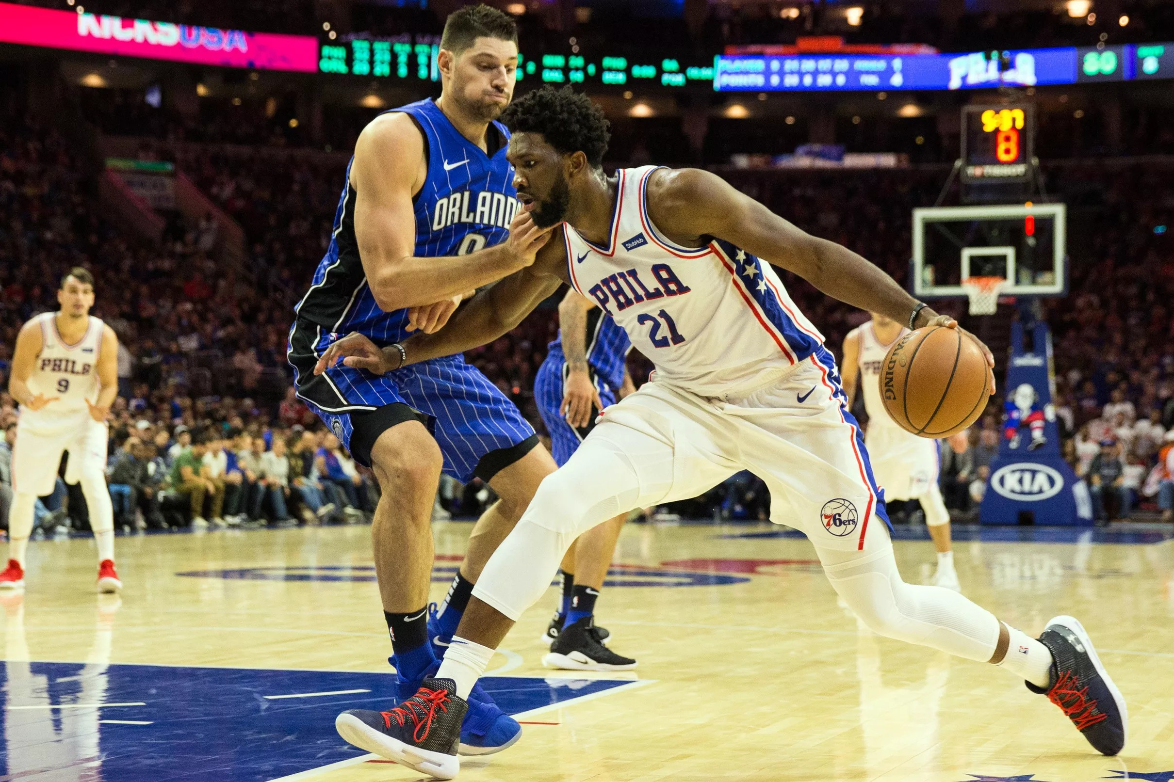 Beyond the box score: Observations from the Sixers' wins over the