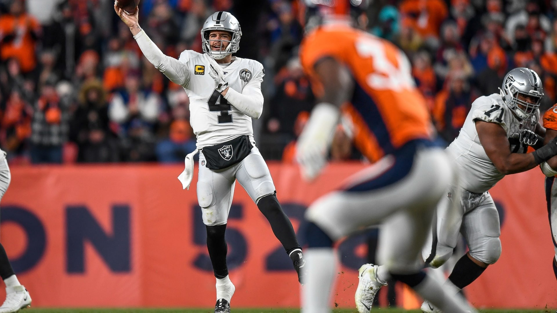 Las Vegas Raiders 3 Thoughts On The 2020 Schedule