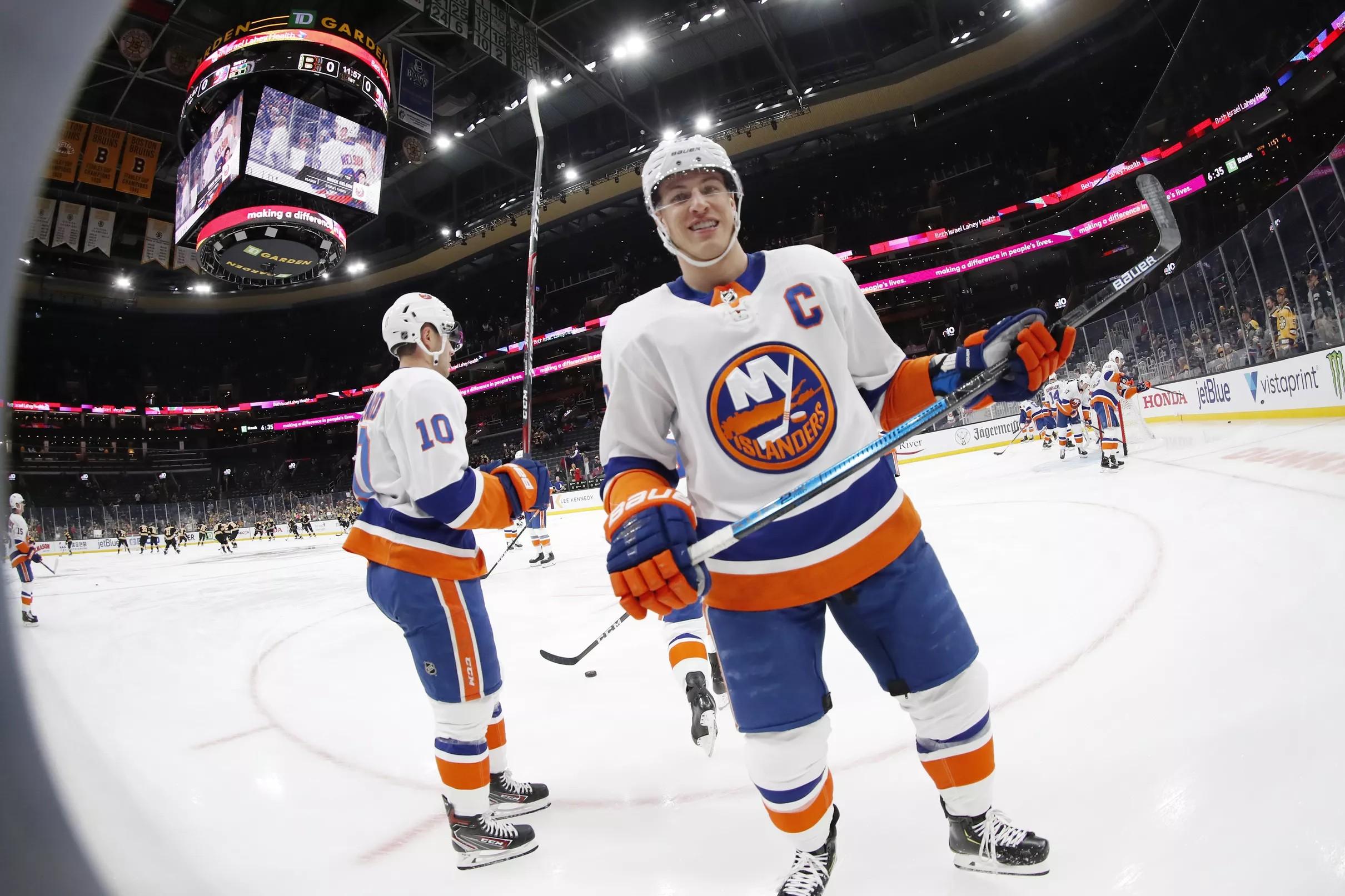 Islanders Offseason News Dusting Off 2020 Nhl Awards