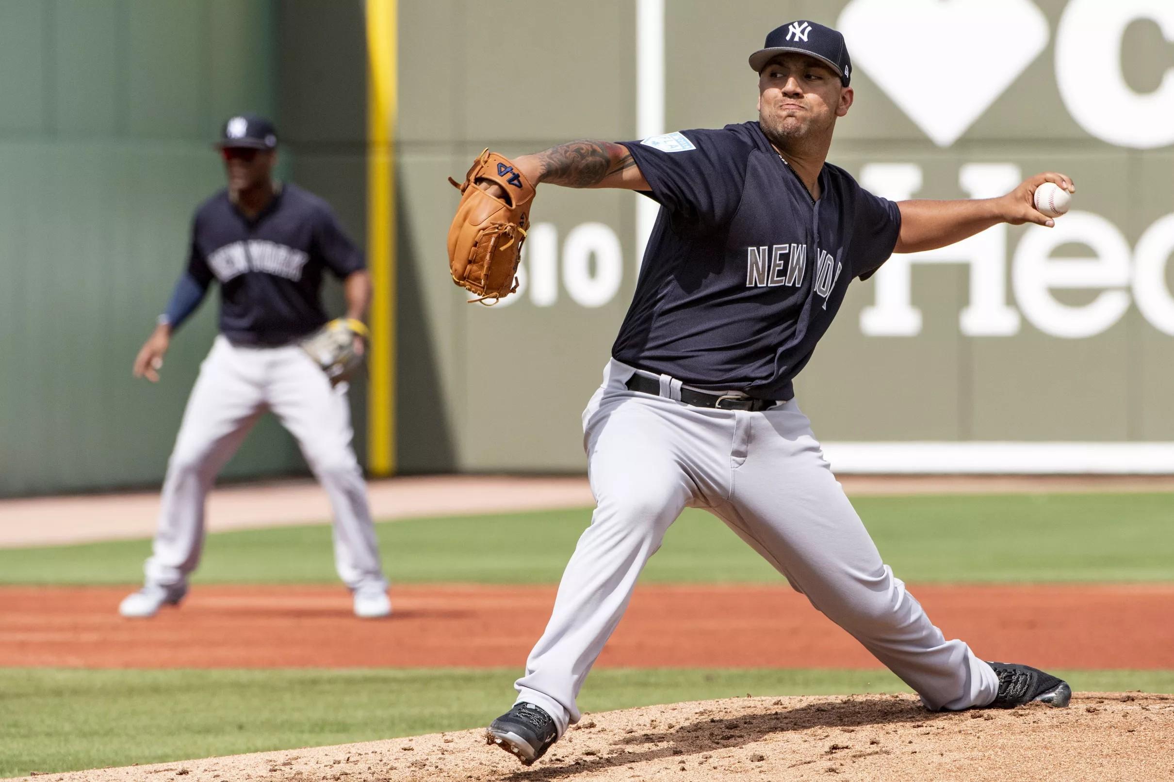 f1dbe24104a2b Yankees call up Nestor Cortes
