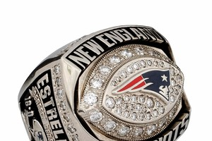 When Will The Patriots Receive Their Super Bowl Rings