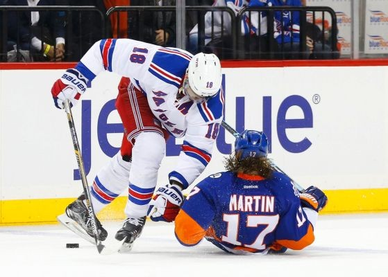 Rangers confident it 39 s a good time to visit islanders for Good time to visit new york