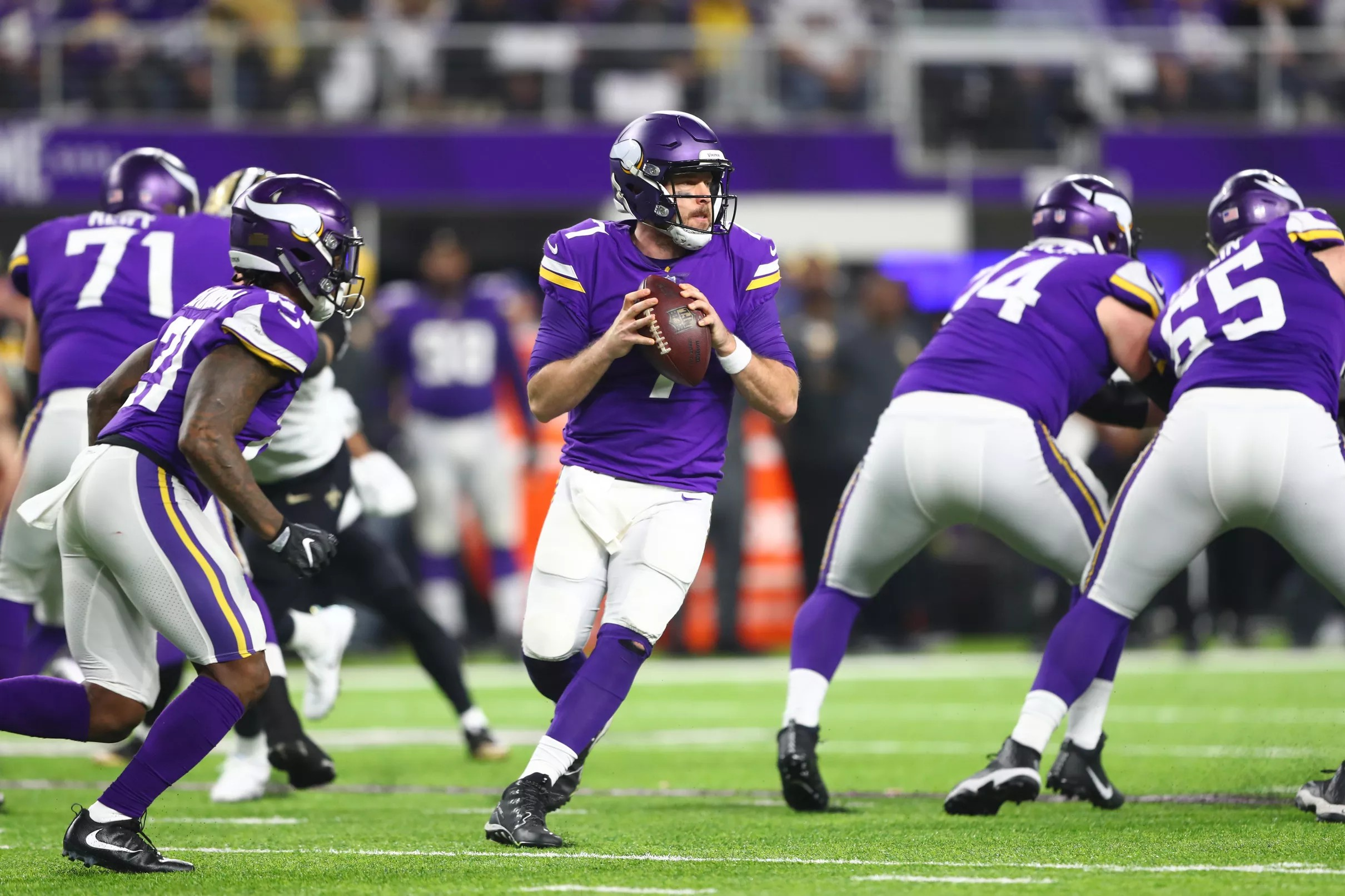 c7321ad25 Minnesota Vikings 29