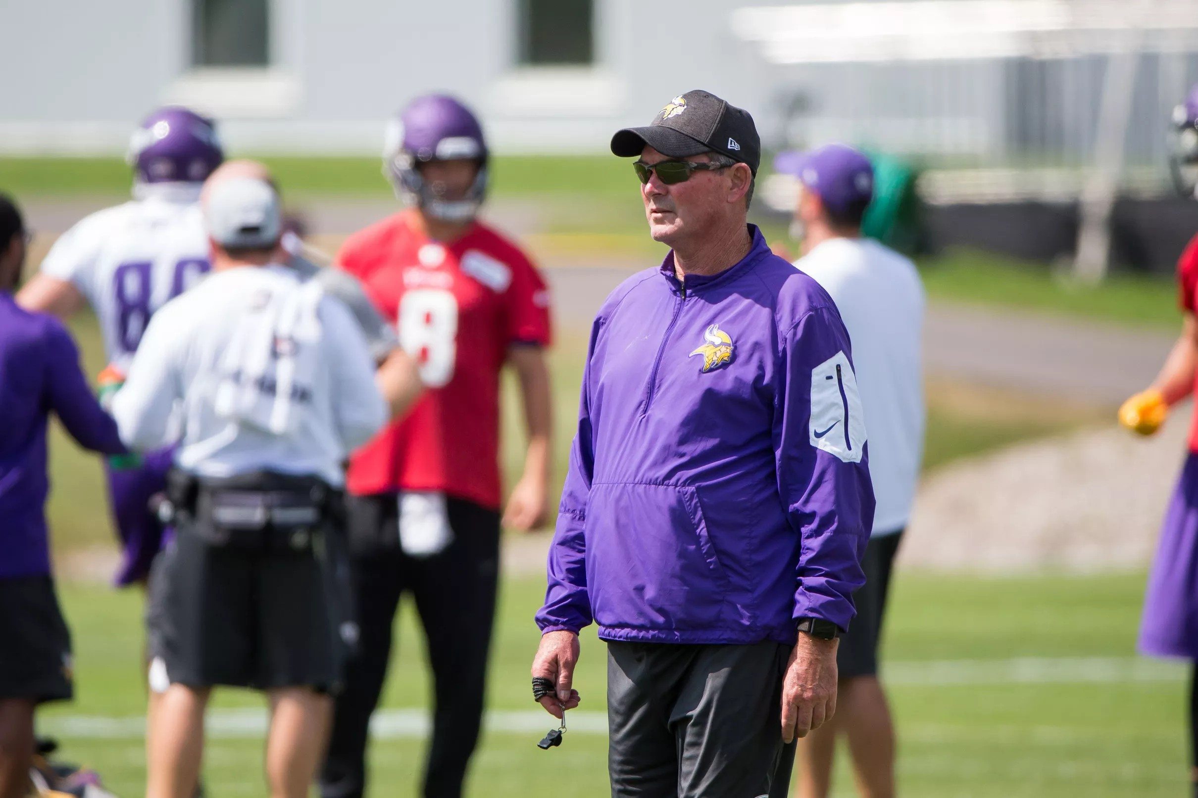 Transcript  Minnesota Vikings Head Coach Mike Zimmer c7fecf15a