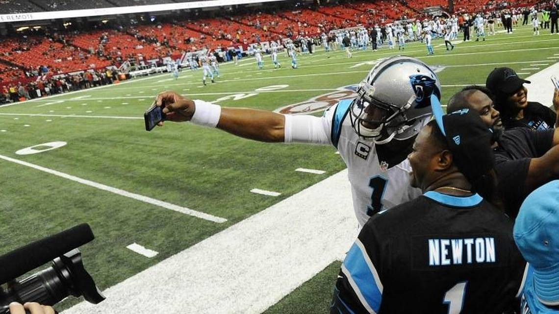 Mercedes Benz Of South Charlotte >> Panthers Cam Newton fired up to play in Falcons' new ...