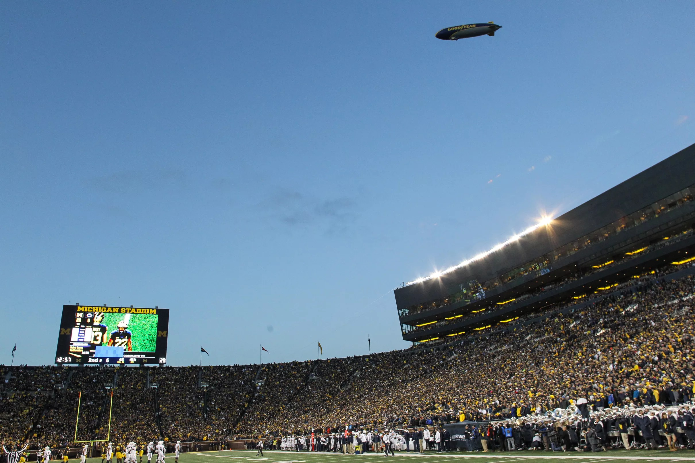 Michigan announces ticket policies for 2020 season (if ...
