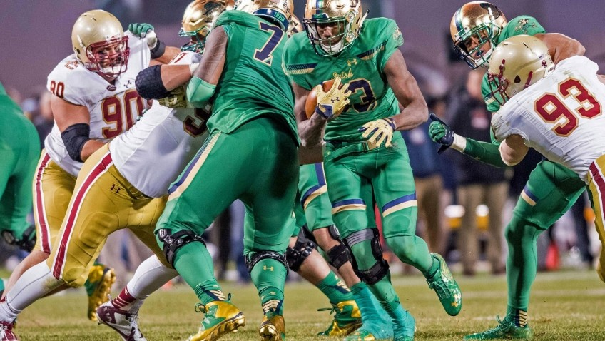 Notre Dame – Boston College Game Start Time Moved