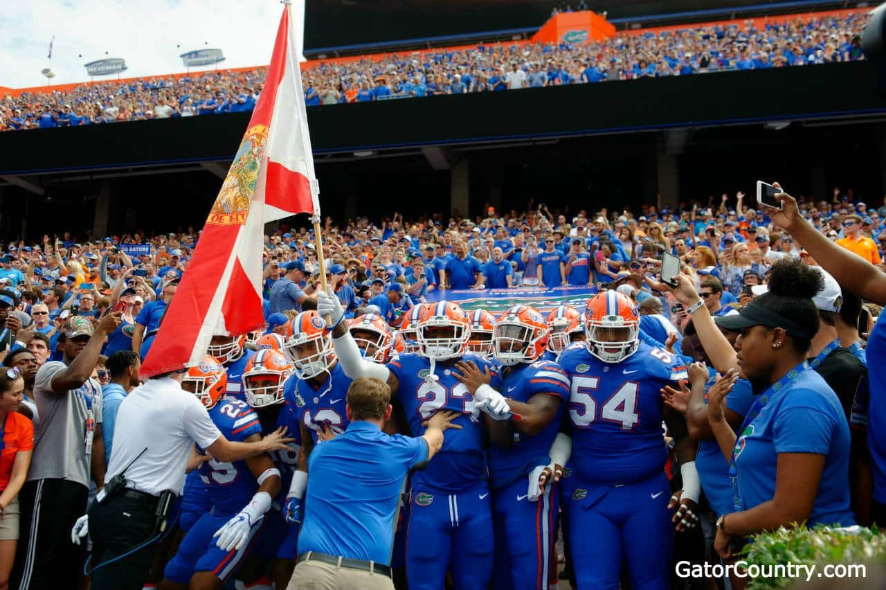 10 Mid-Season Florida Gators Stats