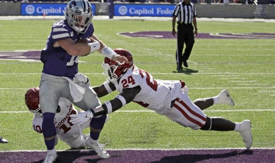 OU football: 'One bad Saturday' as Sooner defense reverts ...