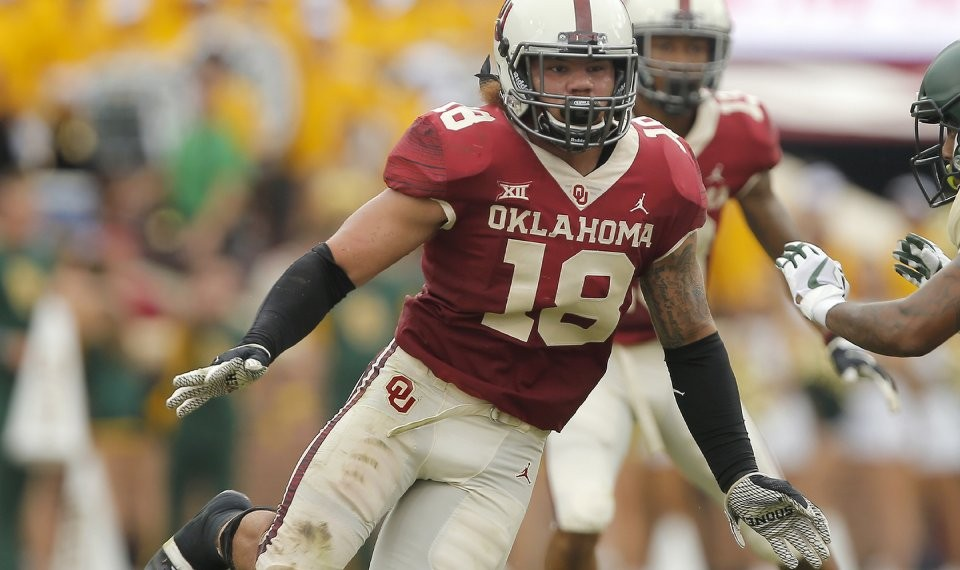 finest selection 29477 2e8e3 OU football: Curtis Bolton clears air on Texas locker room ...