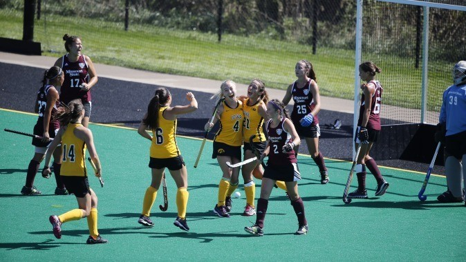 Iowa Hawkeyes field hockey