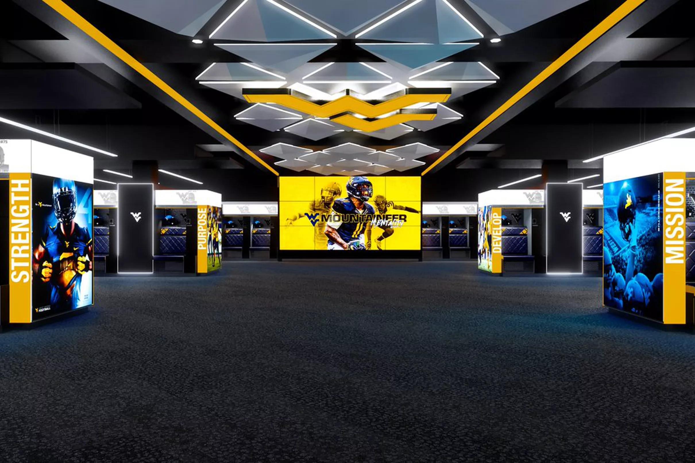 Look Mountaineer Athletic Club Unveil Renderings For