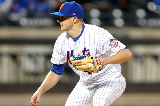 Mets' Brad Brach comes up big in key spot after long layoff