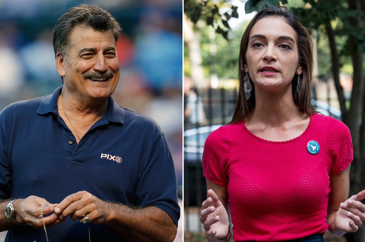 That Time Keith Hernandez S Ex Got State Senate Hopeful