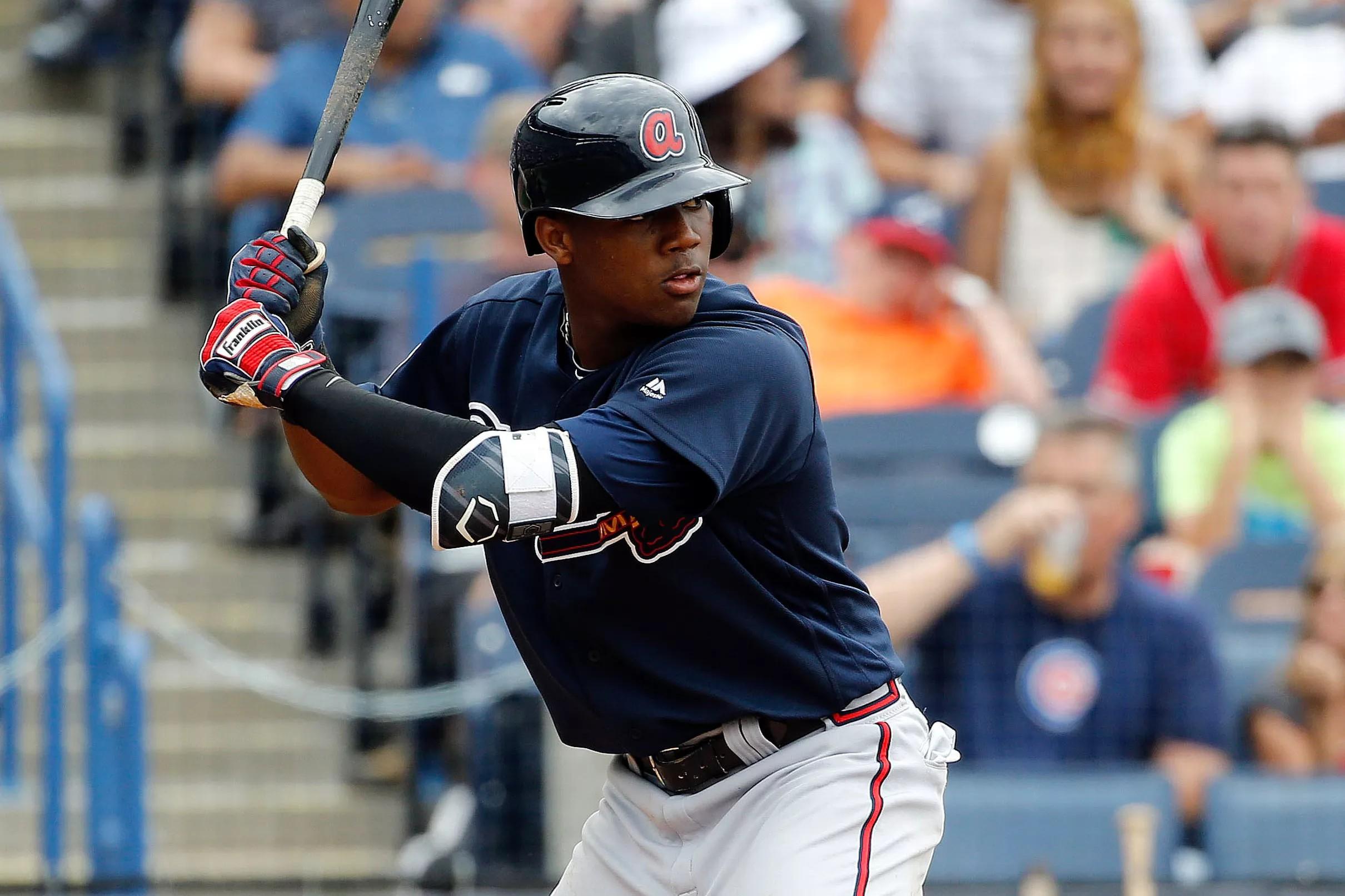 Atlanta Braves Minor League Recap: Ronald Acuna homers
