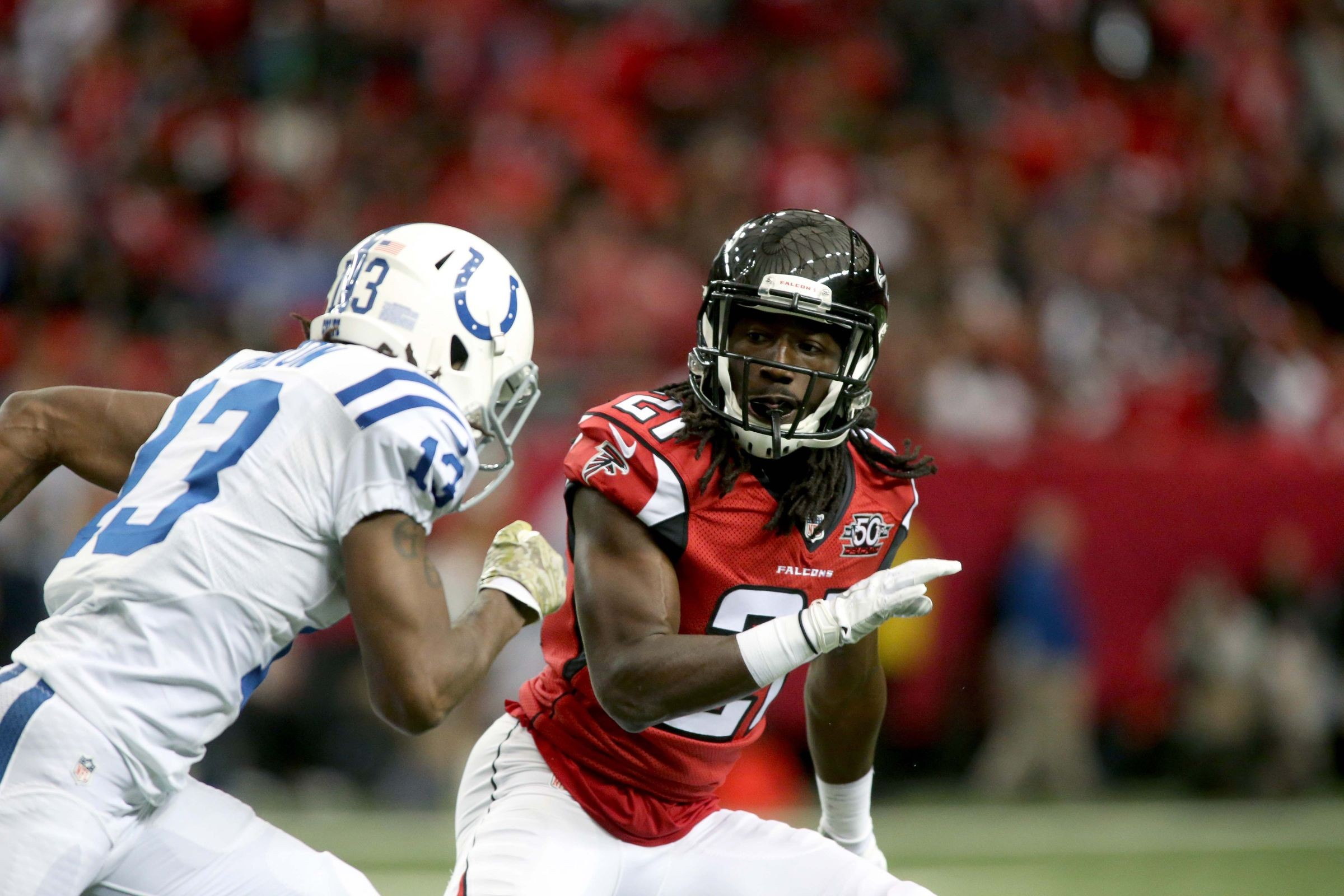 trufant chat Trufant is equally adept at man or zone coverage trufant's actions do the talking a player who can turn any game into a 60-minute chat room.