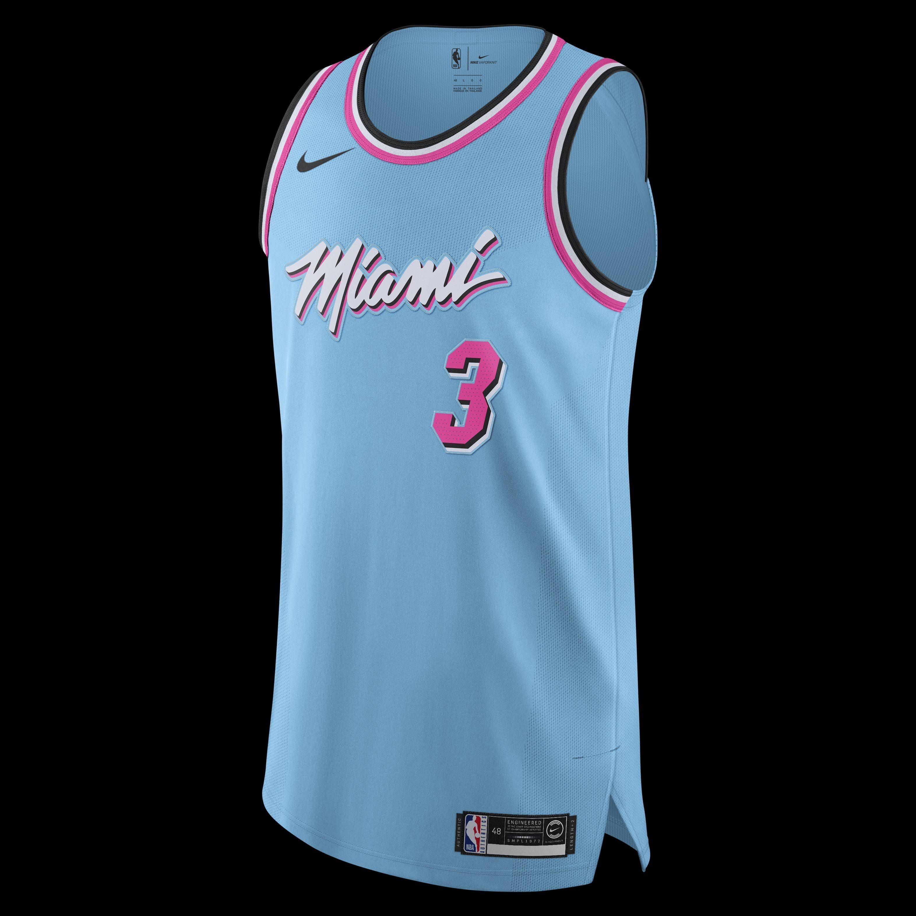 Get your Miami Heat City Edition Jerseys now