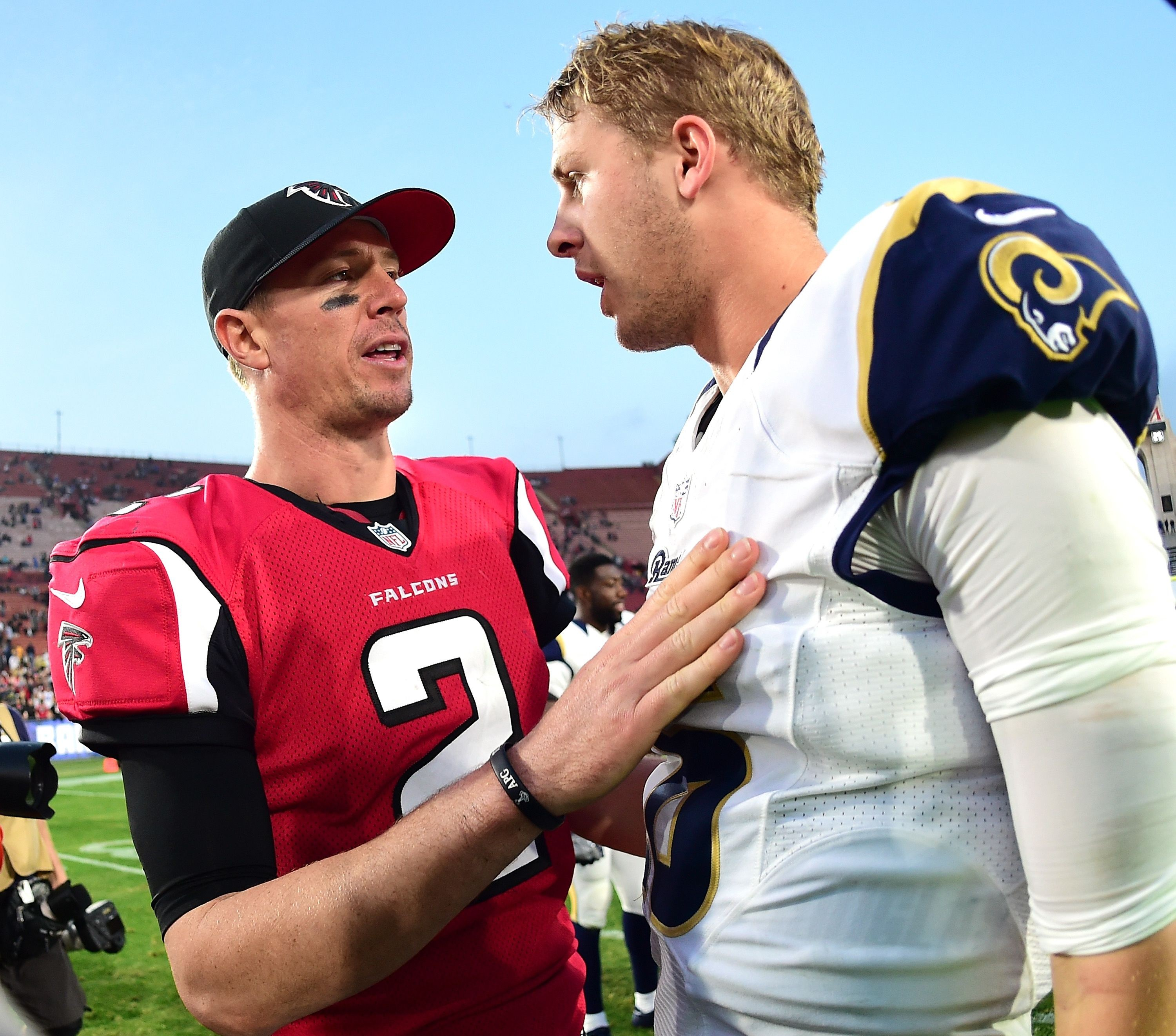 Atlanta Falcons Vs L.A. Rams: Wild Card Live Stream, Game Info