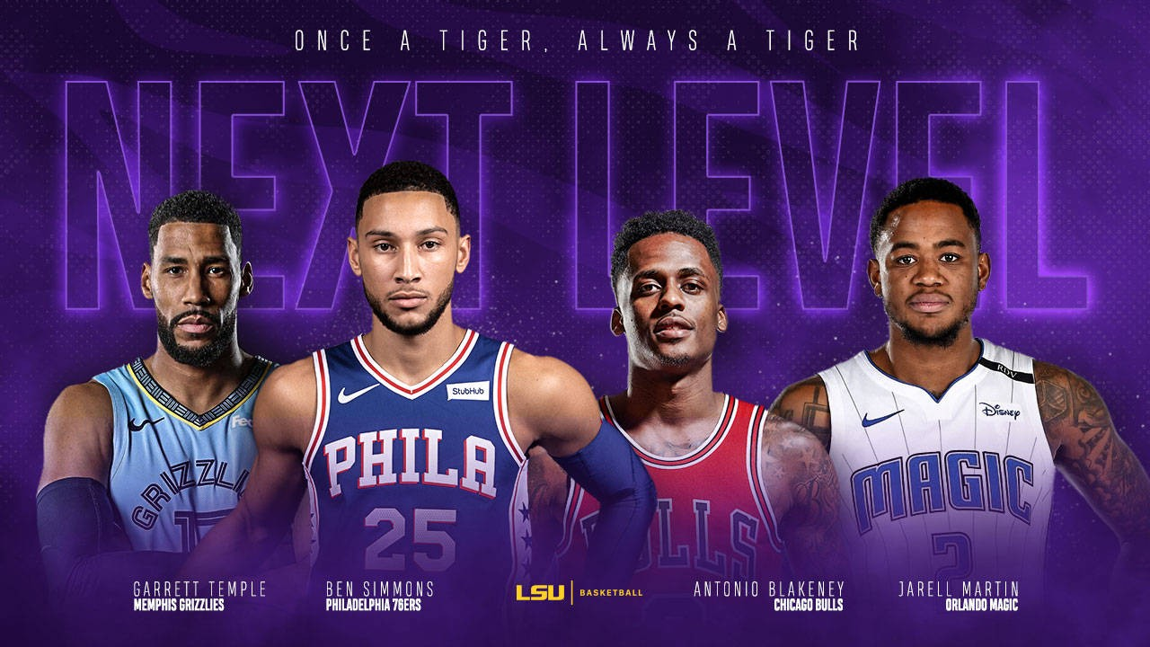 Four Former Tigers On NBA Rosters As NBA Season Opens bd9c9dcc91