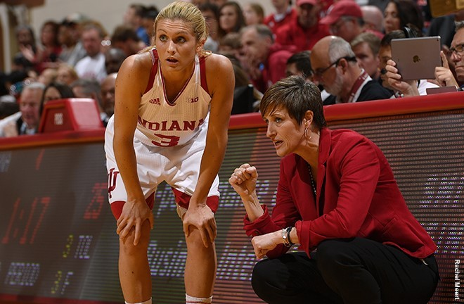 2017 18 Uk Basketball Schedule Now Complete: Indiana Women's Basketball Announces 2017-18 Non