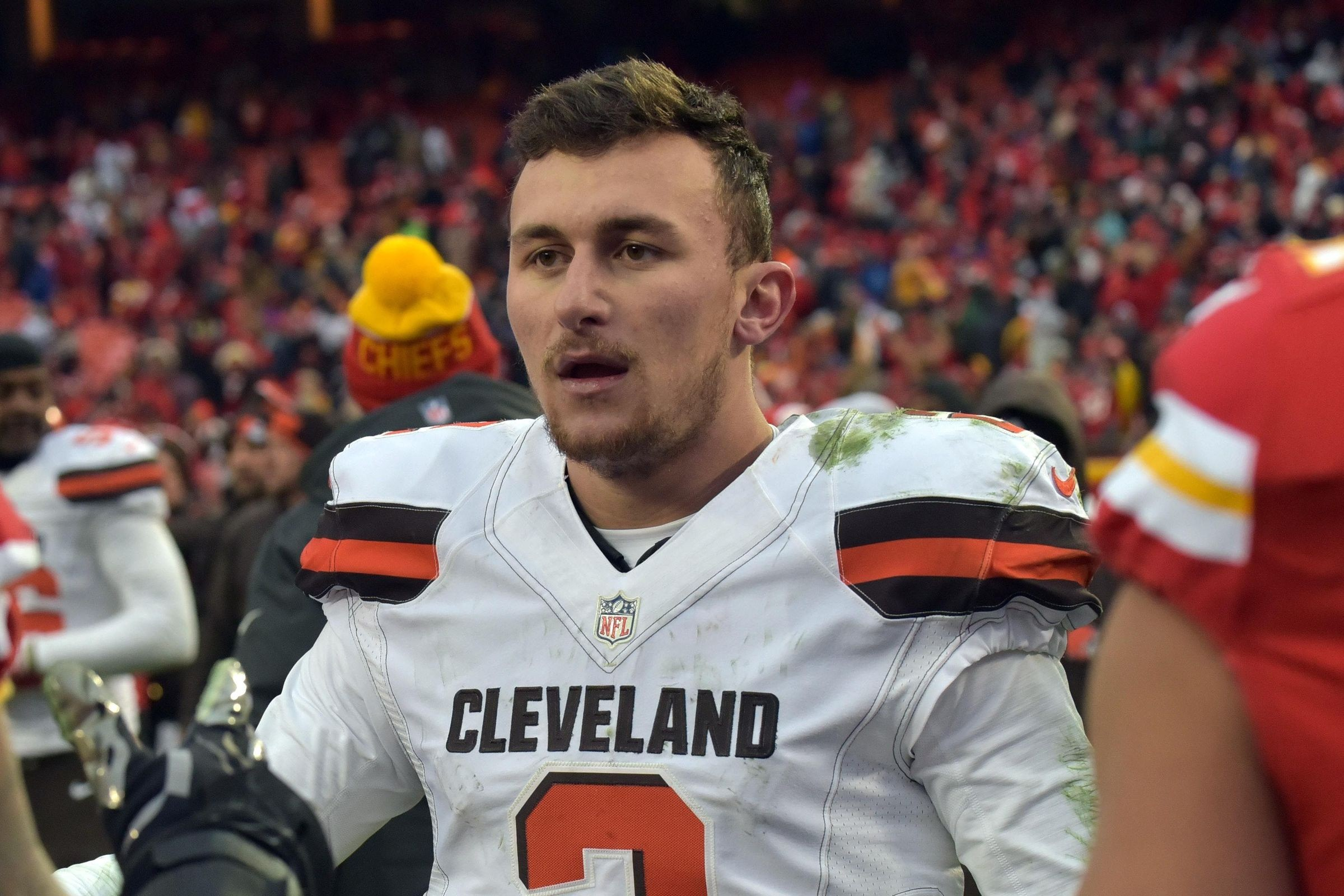 Johnny Manziel continues his partying ways