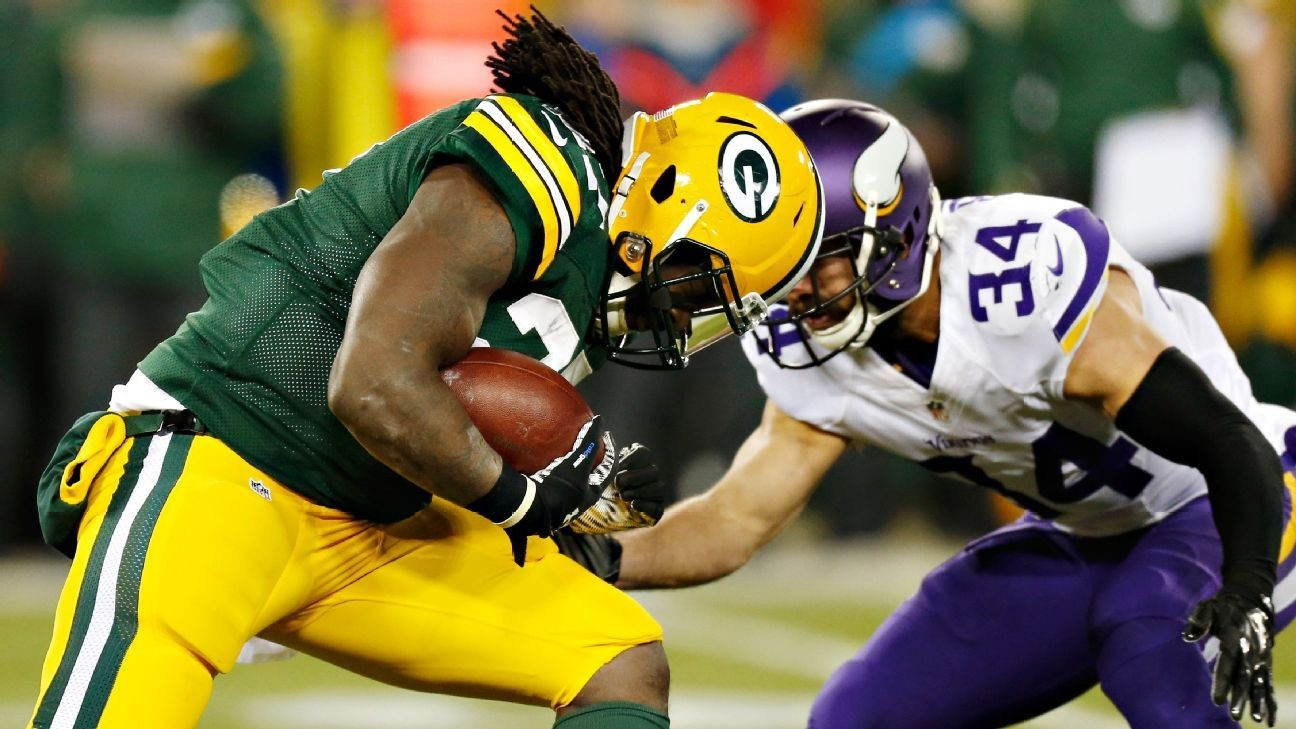 Eddie Lacy out to prove hes not a fluke with Seahawks