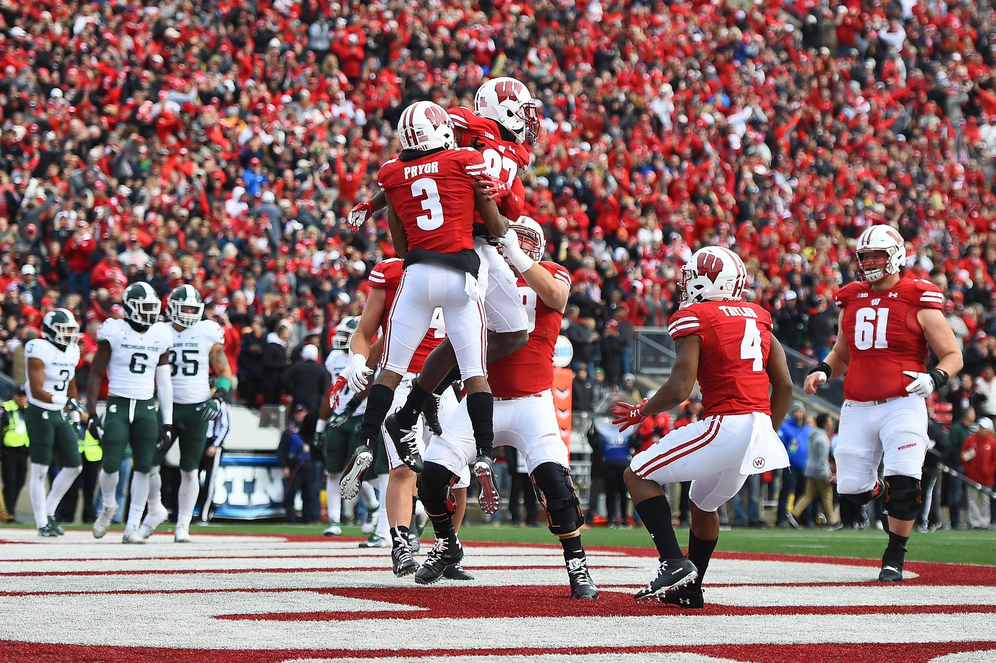 Wisconsin Football: Badgers must avoid 'trap game' mindset ...
