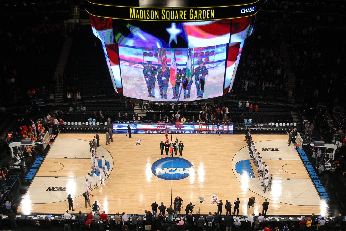 Maryland men 39 s basketball to play illinois in 39 super saturday 39 matchup in 2019 at madison square Madison square garden basketball