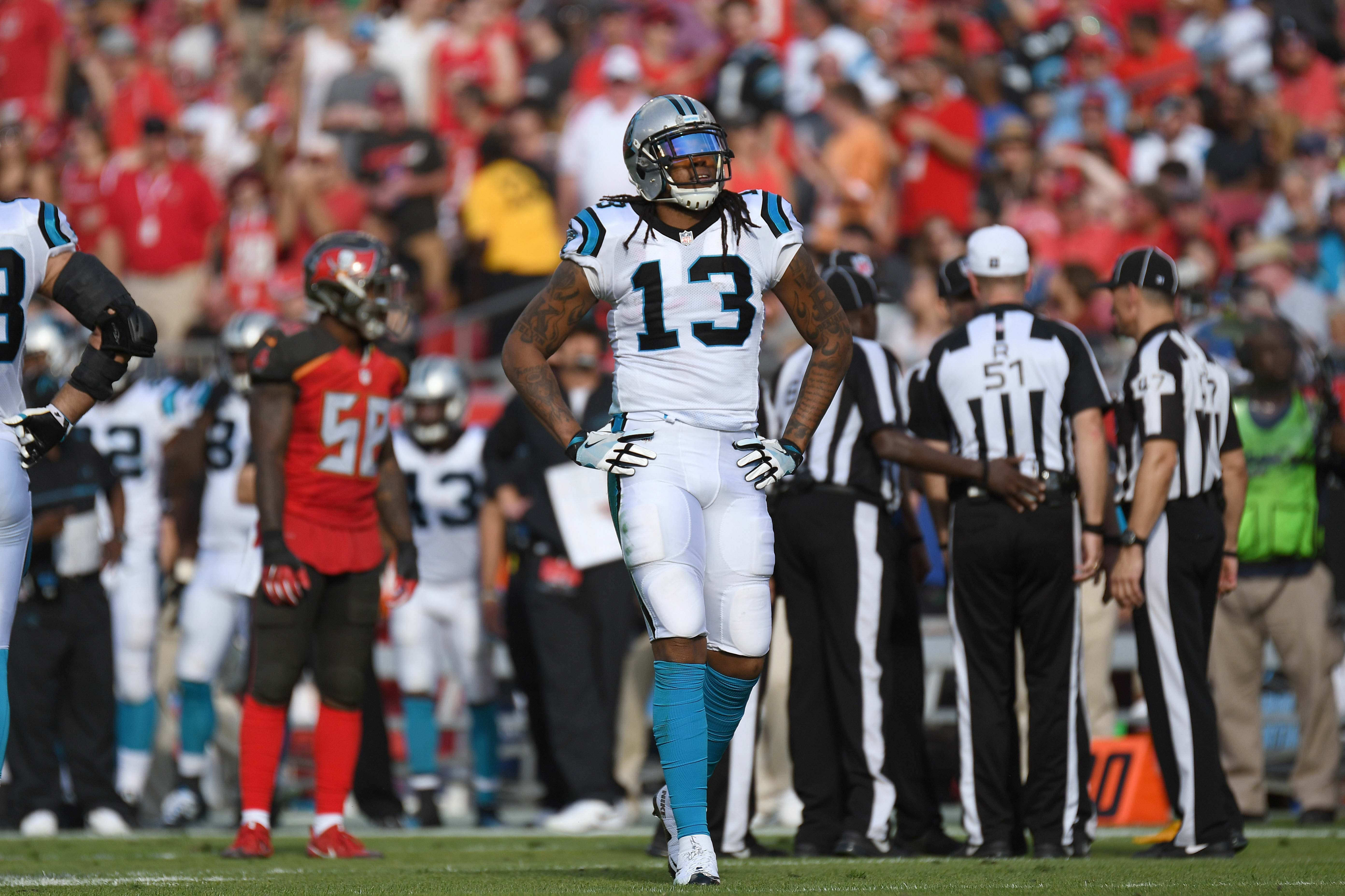 carolina panthers players with most to prove in 2017