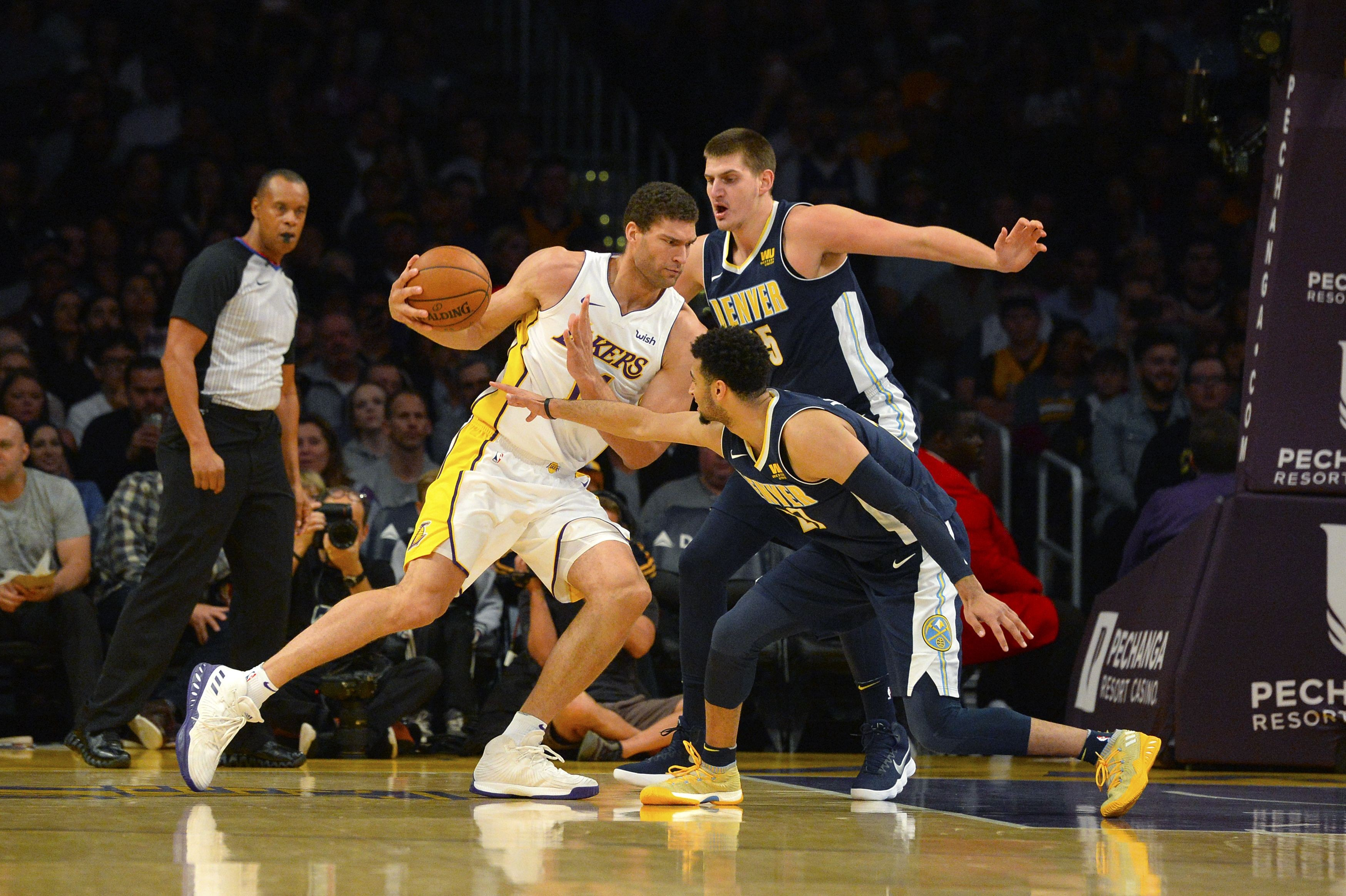 064e8cfb670 Los Angeles Lakers vs Denver Nuggets  How to watch NBA online