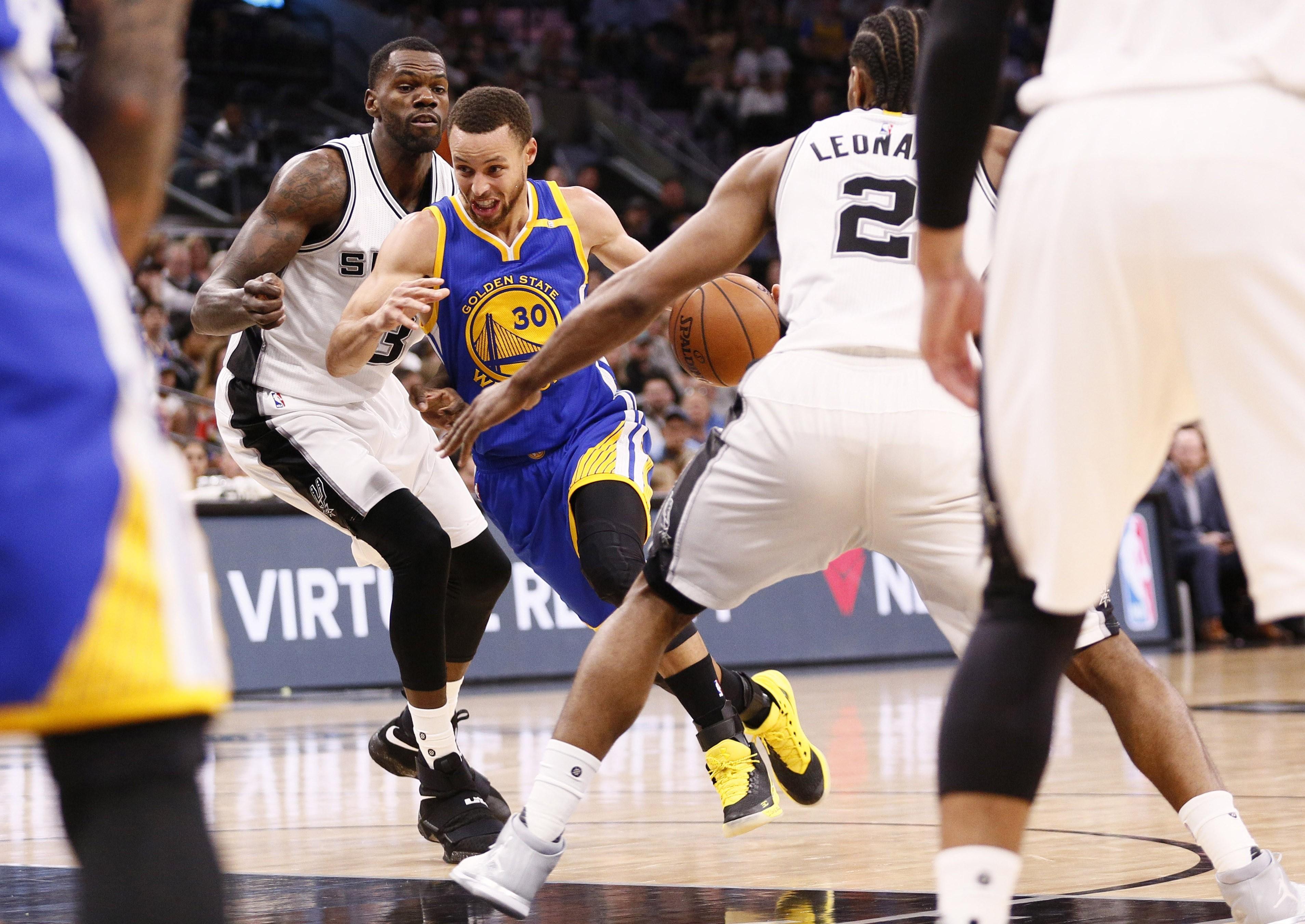 NBA Playoffs: Western Conference Semifinals Recap