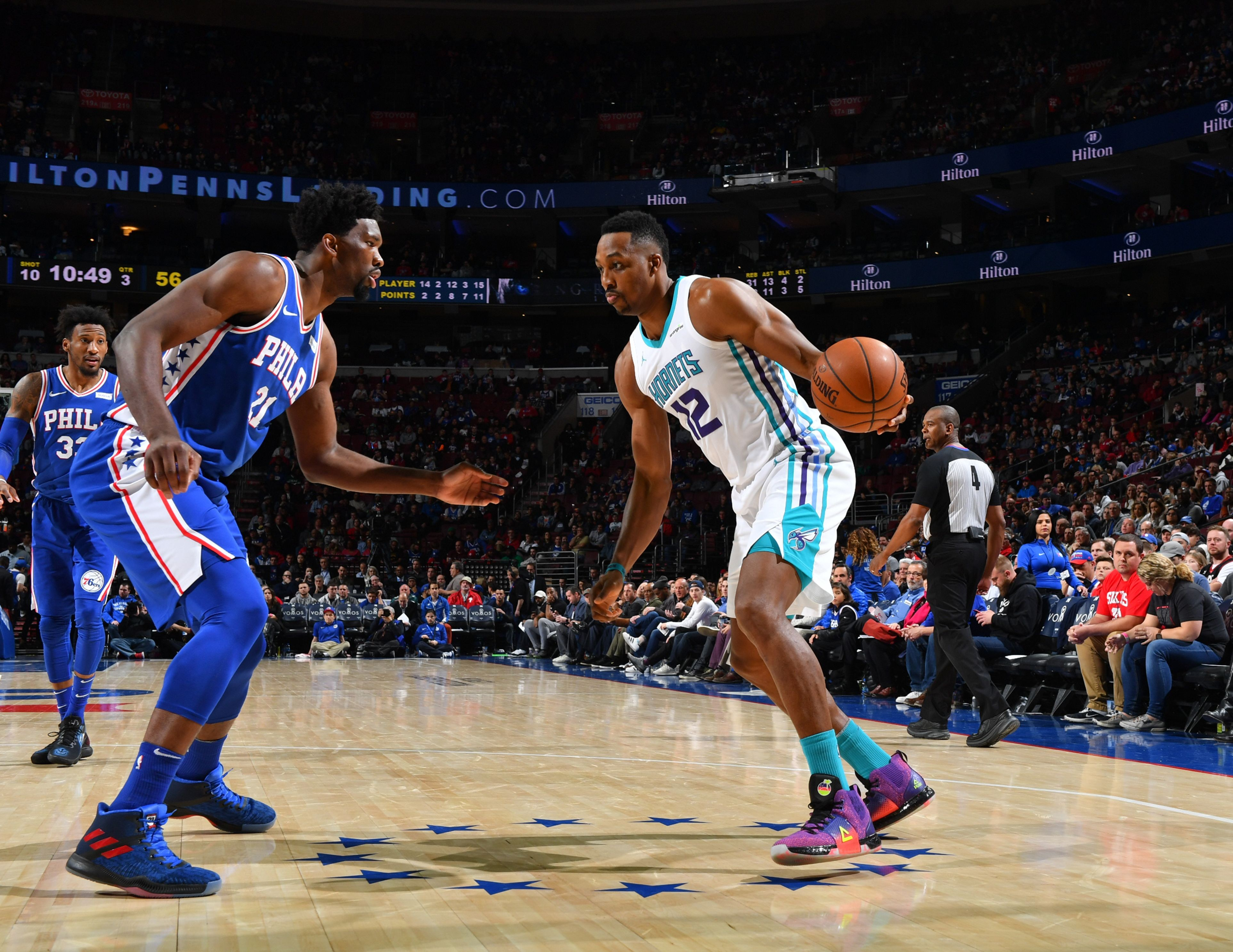 7548f5052dbf Buzz City Beat  Charlotte Hornets stagnate in Week 23 power rankings ...