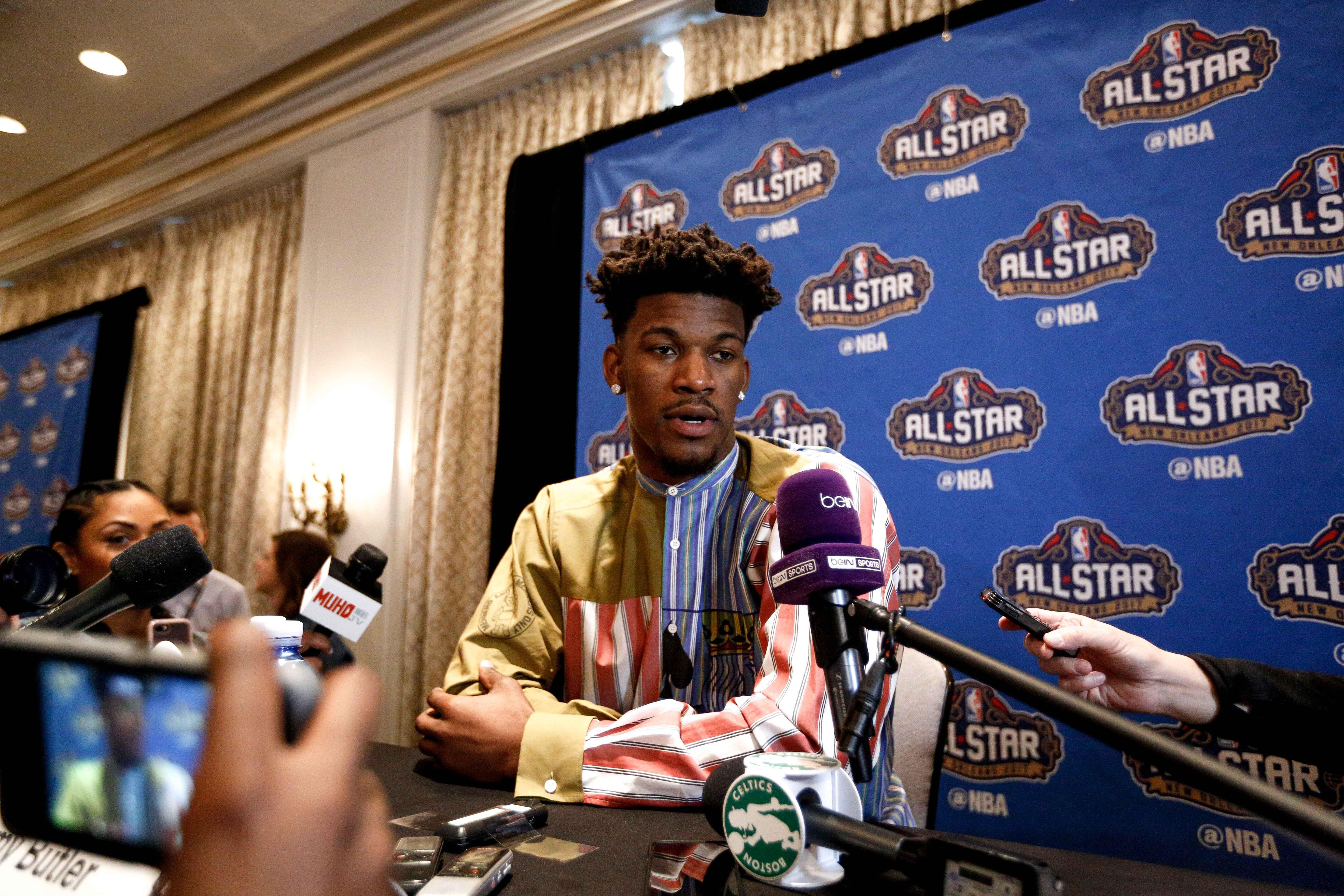 Jimmy Butler Hires Toronto Based Bernie Lee As New Agent
