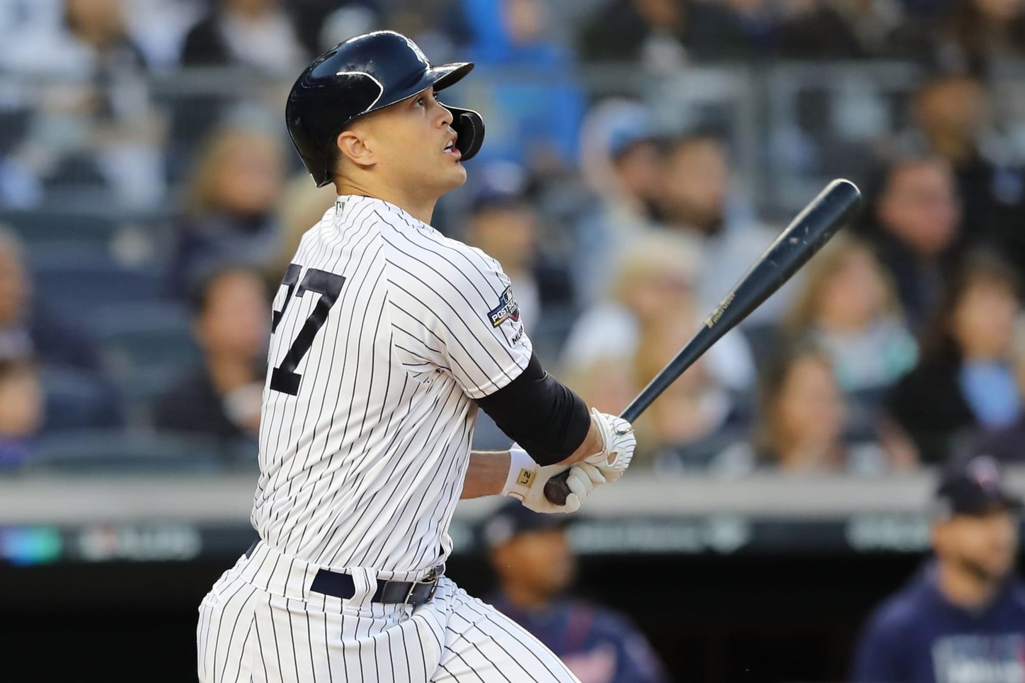 This swing change has Yankees Giancarlo Stanton