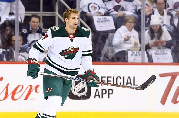 Minnesota Wild 2018 19 Season Preview Of Jason Zucker