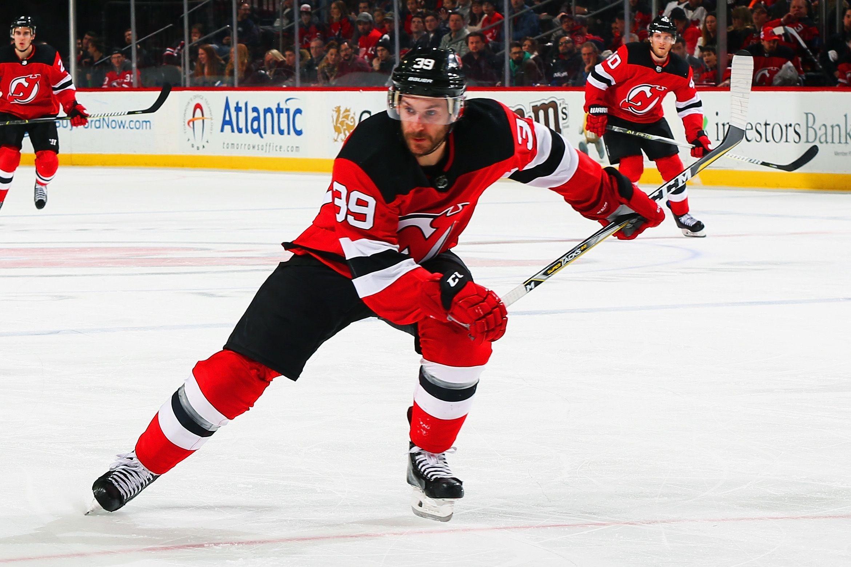 huge discount 2fb08 e7245 New Jersey Devils: Brian Gibbons Makes His Return