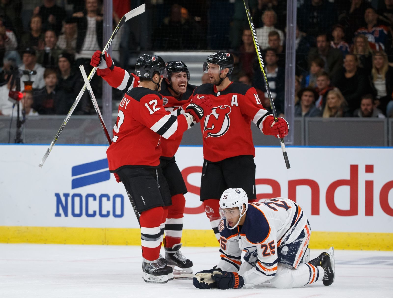 the latest 30f77 a3590 New Jersey Devils: Miles Wood Reinvents Himself, Again