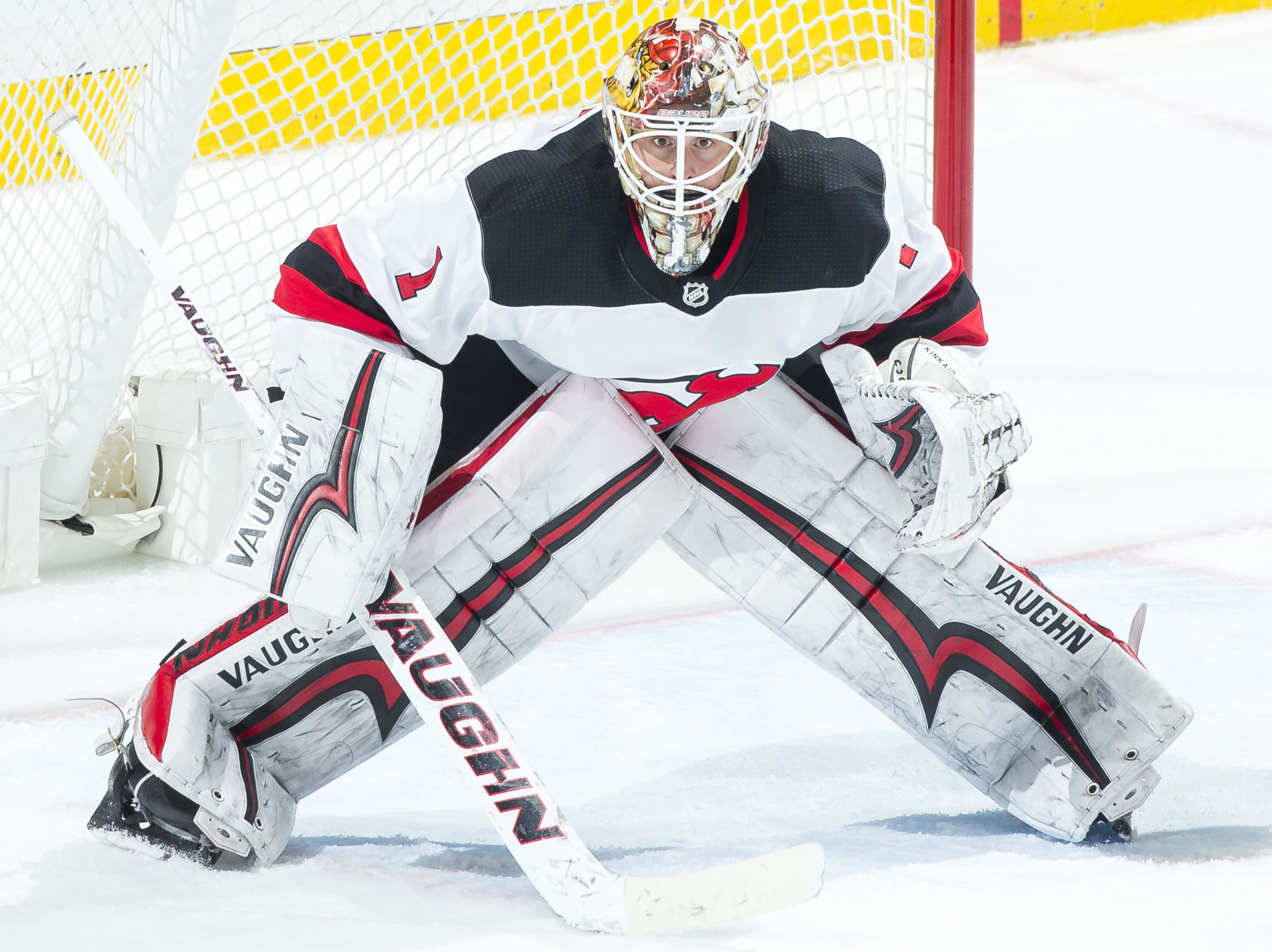 brand new 2d493 aec3d New Jersey Devils: Keith Kinkaid's Incredible Resurgence