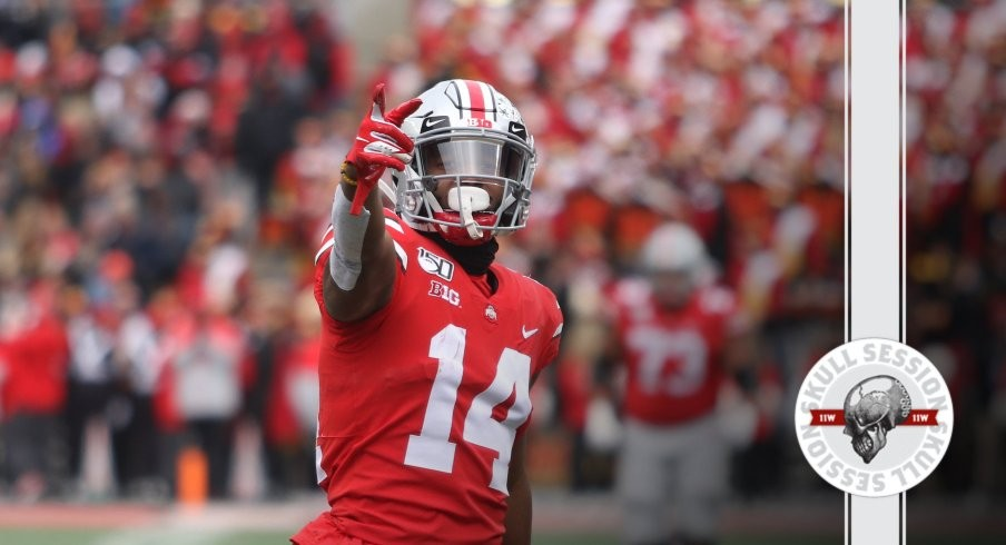 The Buckeyes Are Dominating Like It's 1944, CJ Saunders ...