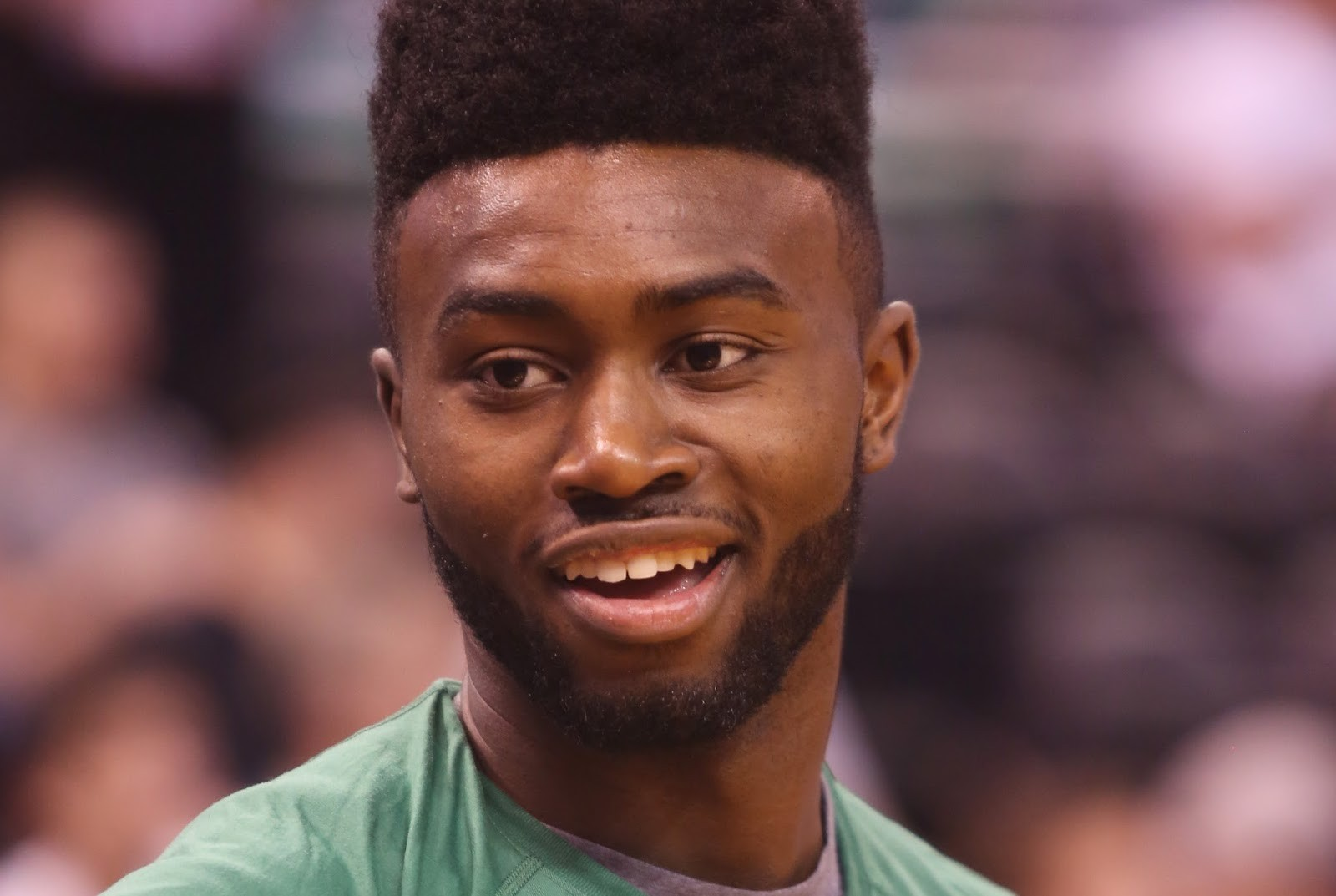 Jaylen Brown Is Not Feeling The First Nickname Attempt For Him