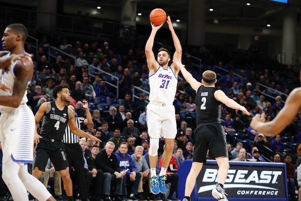Celtics Sign Depaul Guard Max Strus