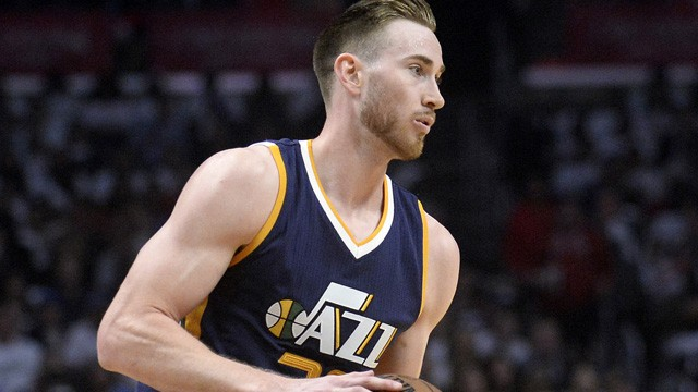 Nba Rumors Jazz Open To Gordon Hayward Sign And Trade With Celtics
