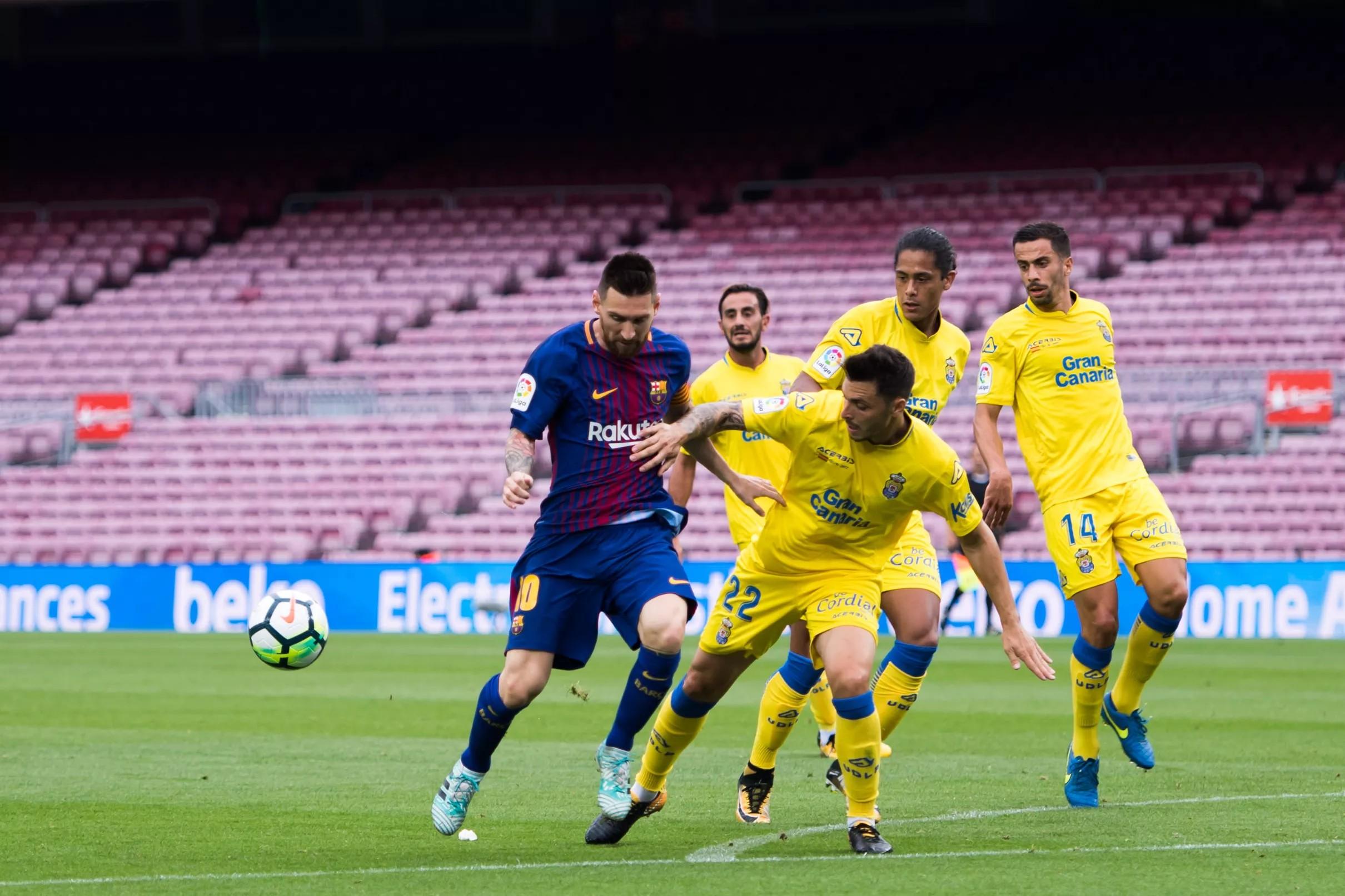 Fc Barcelona Las Palmas