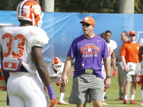 Clemson's Dabo Swinney became a pre-eminent coach without ...
