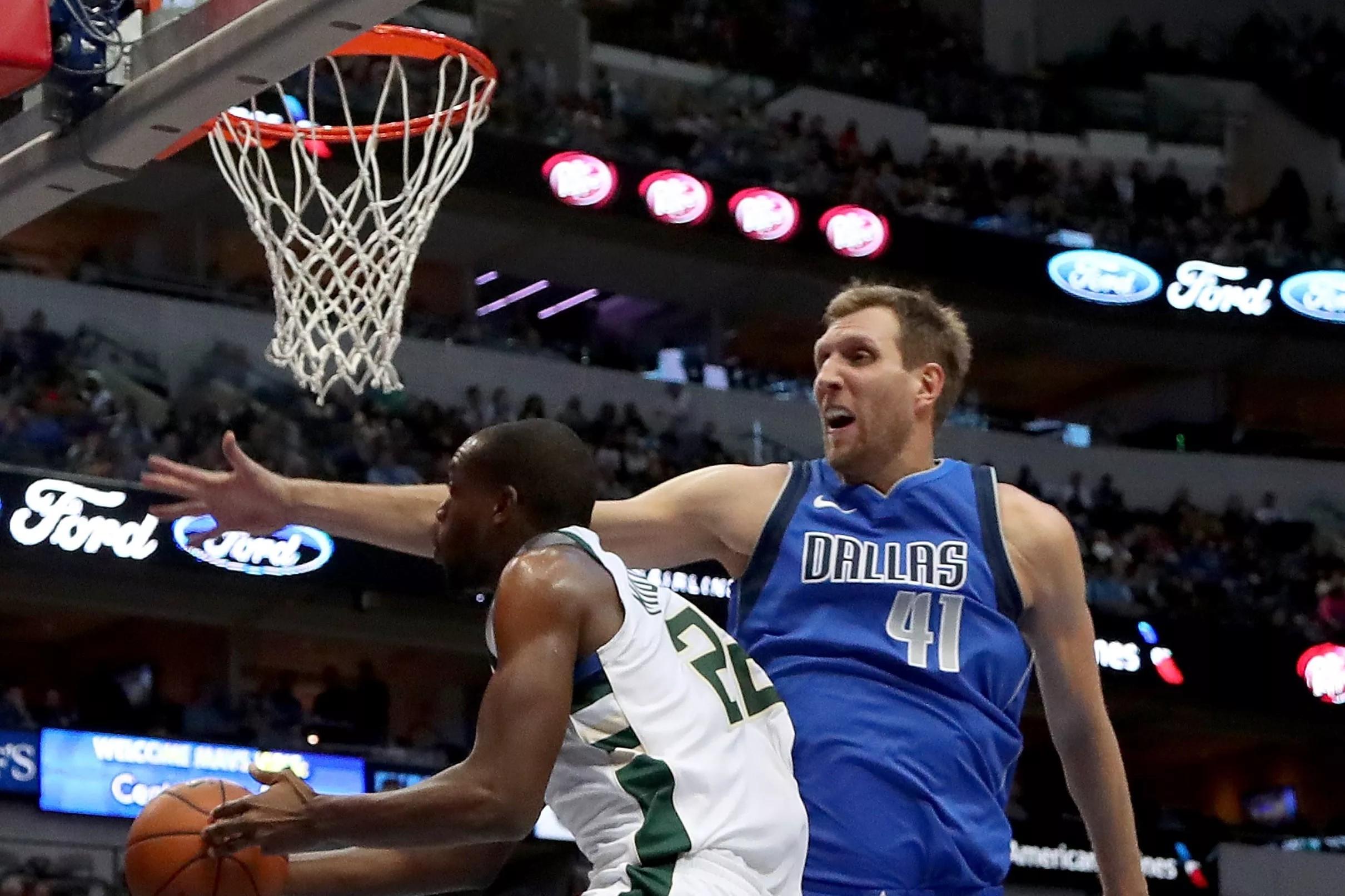 GAME THREAD: Dallas Mavericks at Milwaukee Bucks