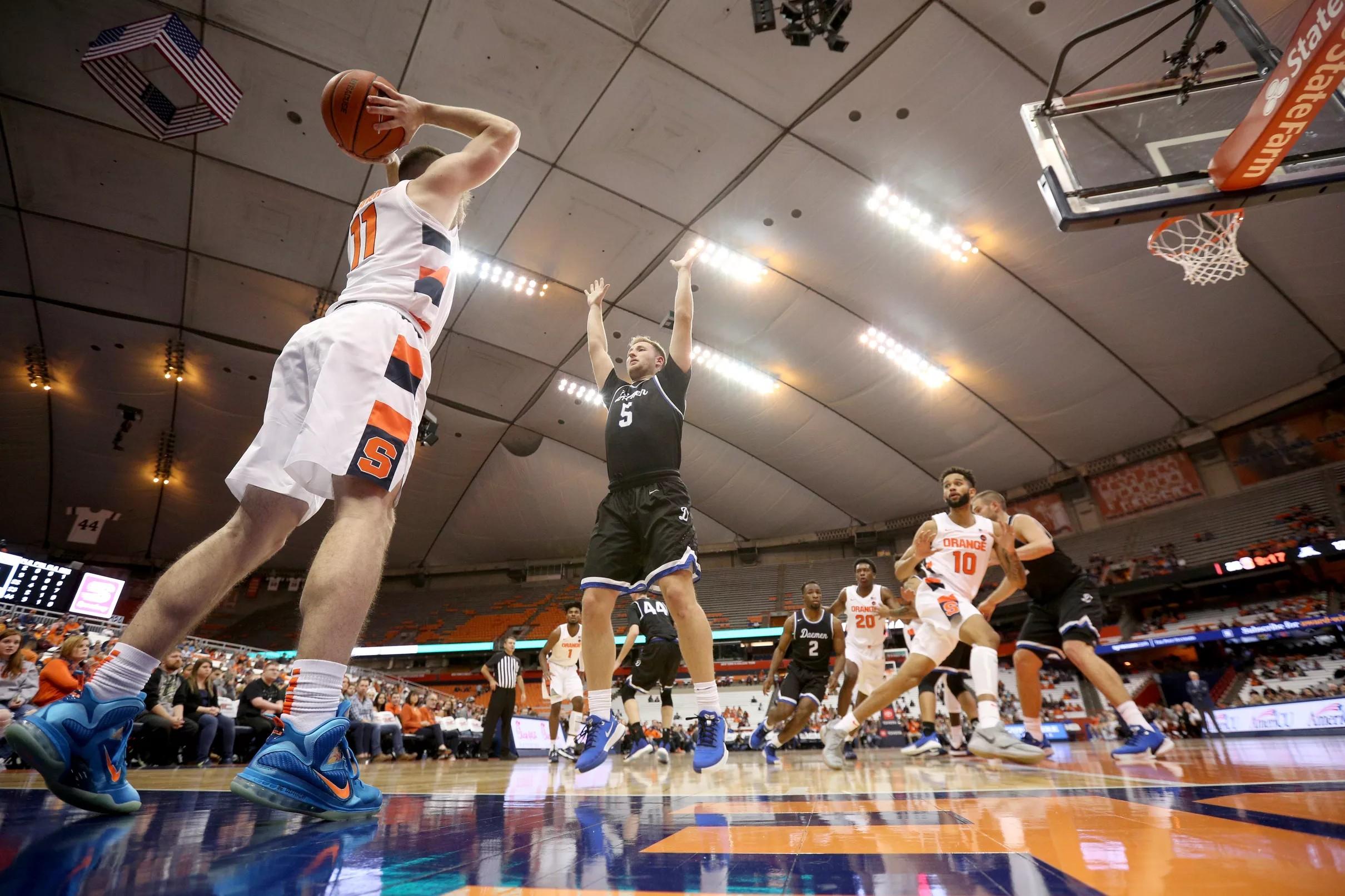 Syracuse Basketball Vs Carleton College Tv Streaming Time