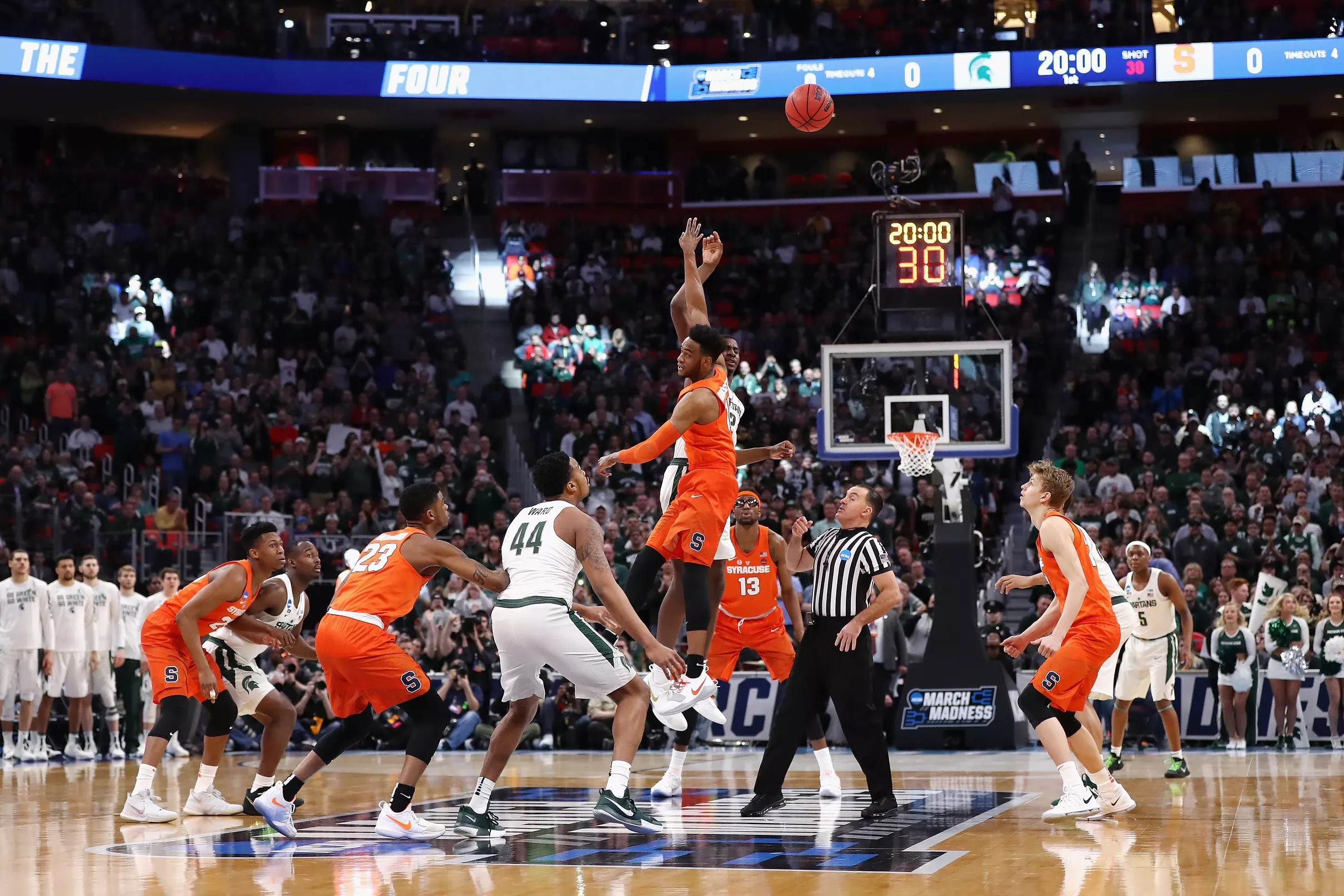 Previewing The 2018 19 Syracuse Men S Basketball Team
