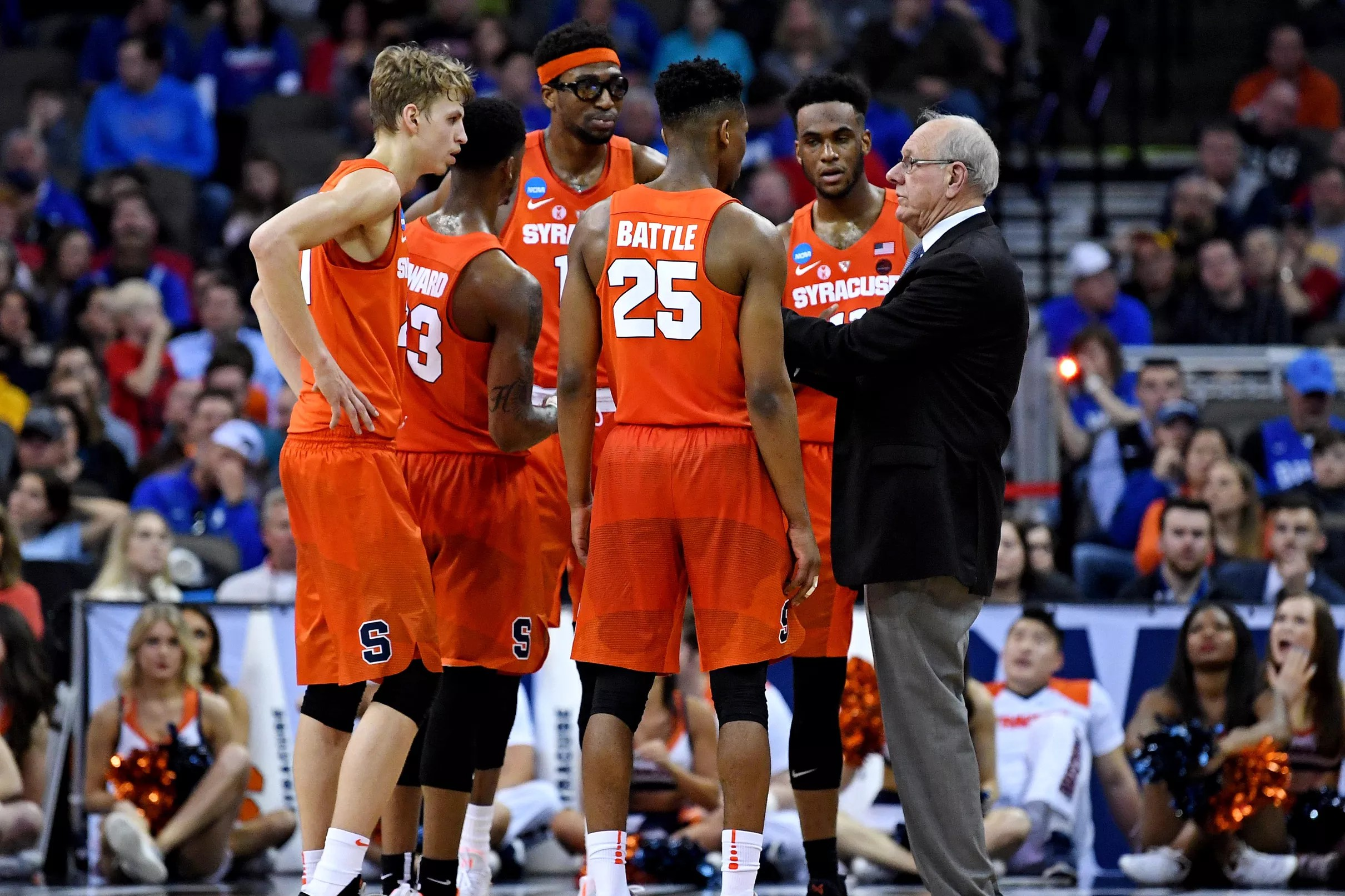 Who Will Syracuse Basketball Face To Open The 2019 20 Acc