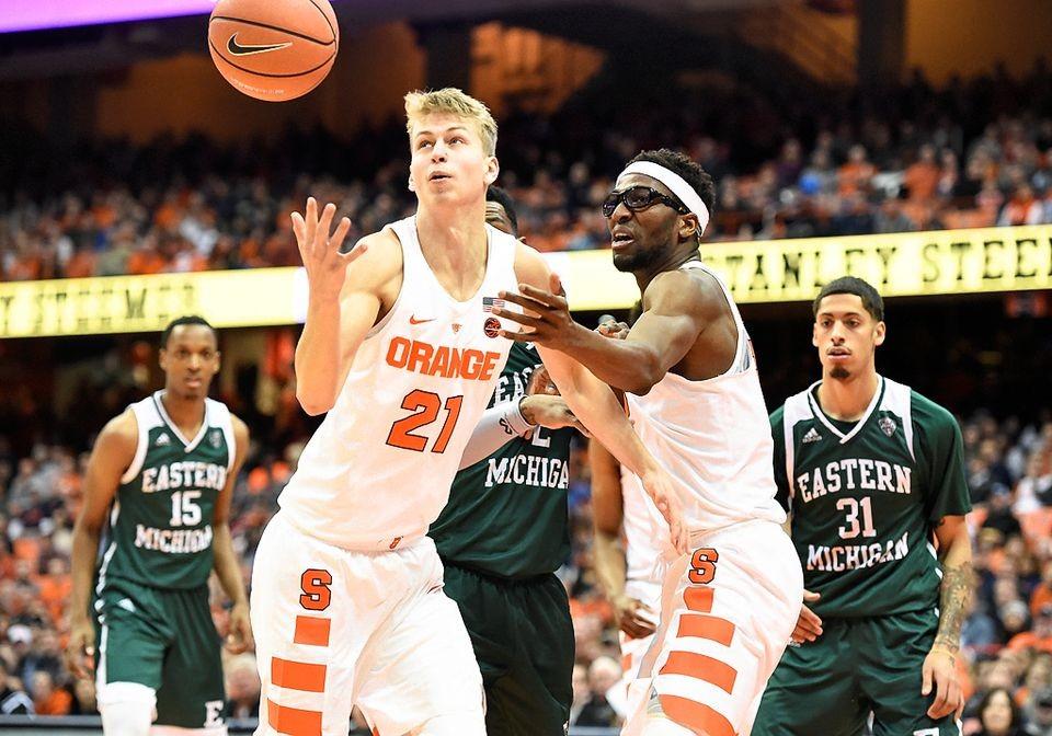 Syracuse Basketball Box Score Vs Eastern Michigan