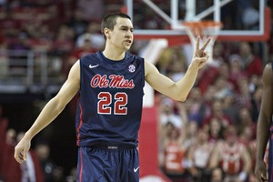 Former Ole Miss Guard Marshall Henderson Strikes Back at